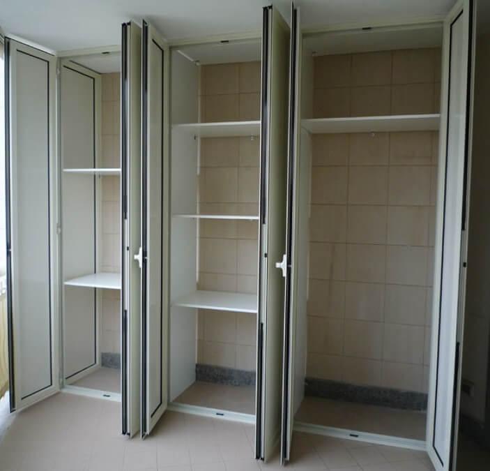 armadi-e-copricaldaia-in-alluminio - Infissi in alluminio finestre Pvc Fabbrica serramenti a Roma