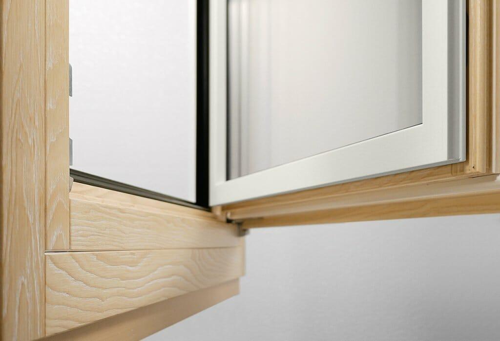 infissi in alluminio legno Roma