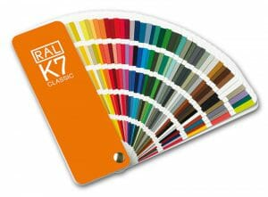 colori infissi